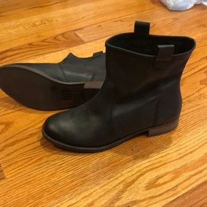 Sole society short booties